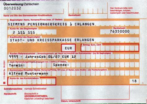 wie lange dauert eine ã berweisung sparkasse zu deutsche bank hinweise