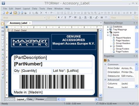 barcode label template image avery barcode label software