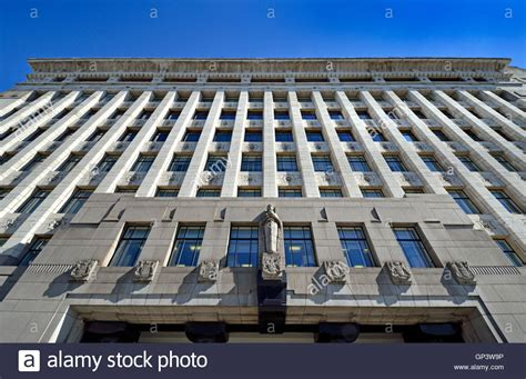 buying a grade 2 listed house london england uk adelaide house 1925 art deco grade ii listed stock photo