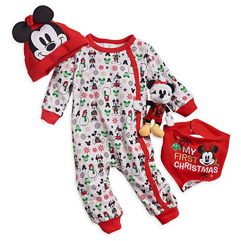 Baby Set Mickey Mouse by Mickey And Minnie Mouse Baby S Gift Set
