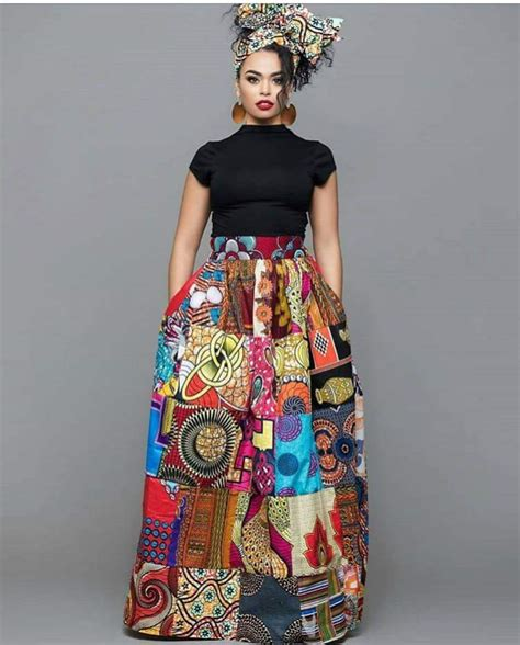 ankara skirt styles  fabulous   ankara