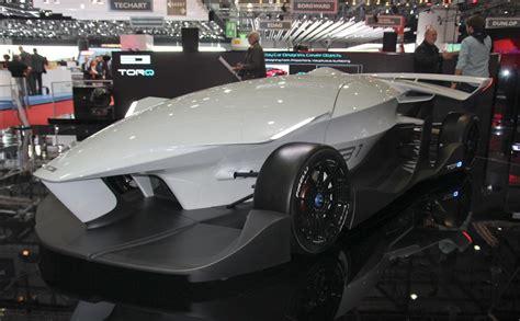 Geneva Motor show 2015: ED Design Torq Concept