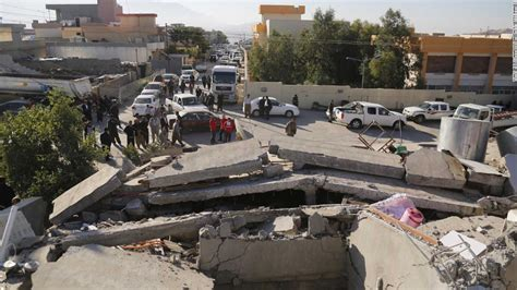 earthquake iran iran iraq earthquake is deadliest of 2017 cnn