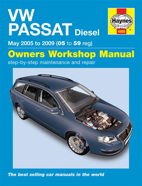 service manual hayes auto repair manual 2008 volkswagen touareg 2 on board diagnostic system volkswagen vw passat diesel 2005 2010 haynes manual