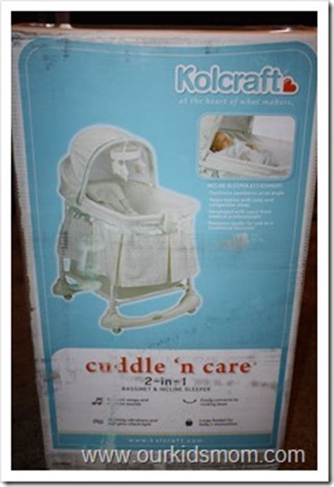 Kolcraft Lil Sleeper by Kolcraft Cuddle N Care 2 In 1 Bassinet Incline Sleeper