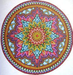 mystical mandala coloring book by alberta hutchinson 17 best images about mandalas on crochet