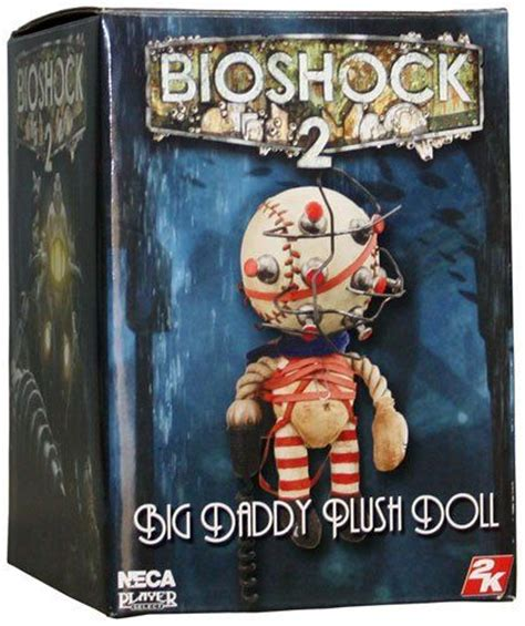 bioshock 2 big plush doll decor home decor