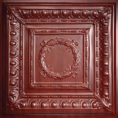 Wood Plank Ceiling Tiles by Empire Cherry Wood Ceiling Tiles
