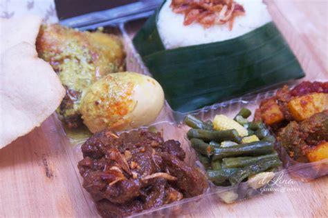 Nasi Kotak Paket Keren Ayam Goreng Serundeng nasi kotak dlina catering events