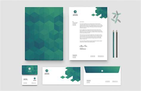 business card letterhead templates medialoot