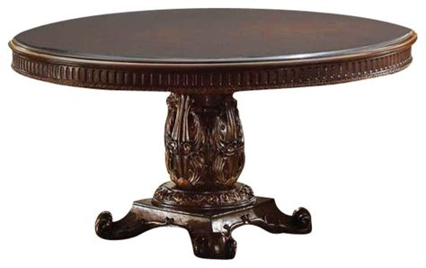 vendome cherry dining table 60 quot diameter