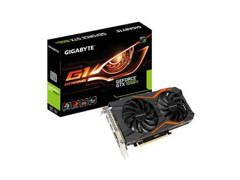 best geforce graphics card gigabyte gtx 1050ti g1 gaming 4gb graphics card n105tg1