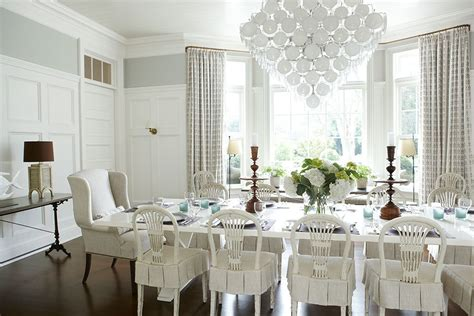 all white dining rooms what is swell this week the all white room