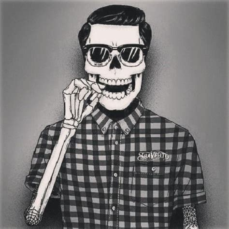 Pomade Skull 17 best images about suavecito on chibi names