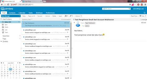 membuat group email di zimbra membuat akun pada zimbra 8 0 6 fajar blog