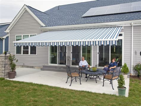 aristocrat awnings logon page