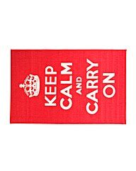 keep calm and carry on rug rugs ambrose wilson