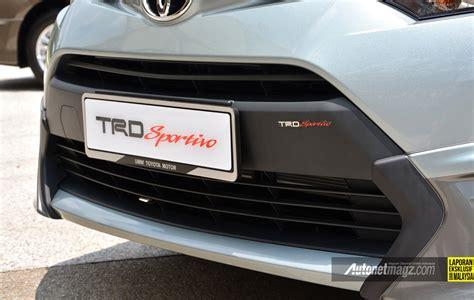 Tanduk Depan Triton Trd Sportivo With Led Drl toyota vios trd sportivo malah brojol di malaysia