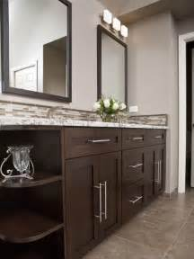 bathroom cabinet hardware ideas 25 best ideas about dark cabinets bathroom on pinterest