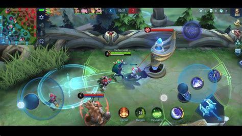 yu zhong game play mobile legend ep youtube