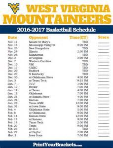 Printable michigan wolverines football schedule 2016 2017 printable