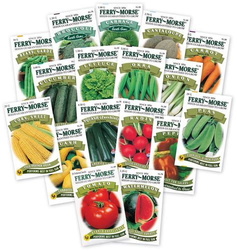 Garden Seeds Terroir Seeds Underwood Gardens Heirloom Vegetable Garden Seed