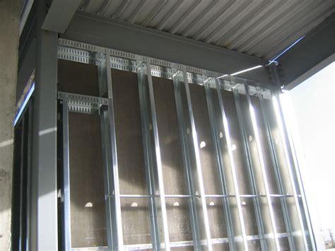With Metal Studs Steel Stud Application Landville Drywall