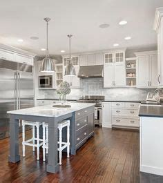 17 best ideas about grey kitchens on pinterest grey 30 spectacular white kitchens with dark wood floors page