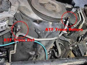 Jeep Liberty Transmission Cooler Lines Ask The Question Thread Page 2026 Jeep Forum