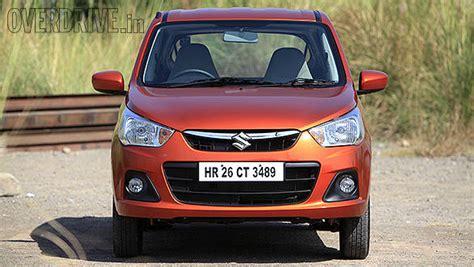 Maruti Suzuki New Alto K10 New Maruti Suzuki Alto K10 Drive Review Overdrive