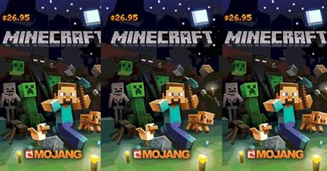 How To Get A Minecraft Gift Card For Free - how to get free minecraft gift card code