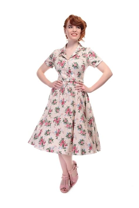 1940s swing dress 1940s day dresses tea dresses