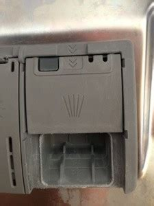 Bosch Dishwasher Detergent Dispenser Not Closing Fixing The Sticking Diswasher Detergent Dispenser Bosch