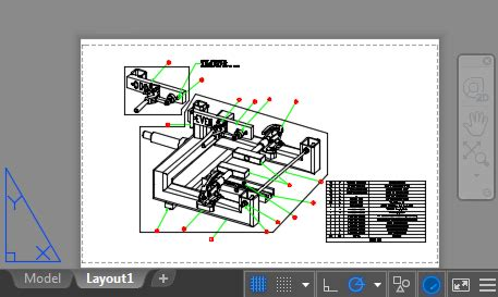 autocad add view layout introduction to layouts and viewports autocad tutorial