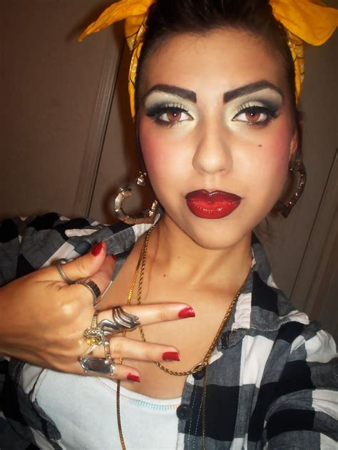 tutorial lipstick la girl chola makeup easy step by step tutorial with pictures
