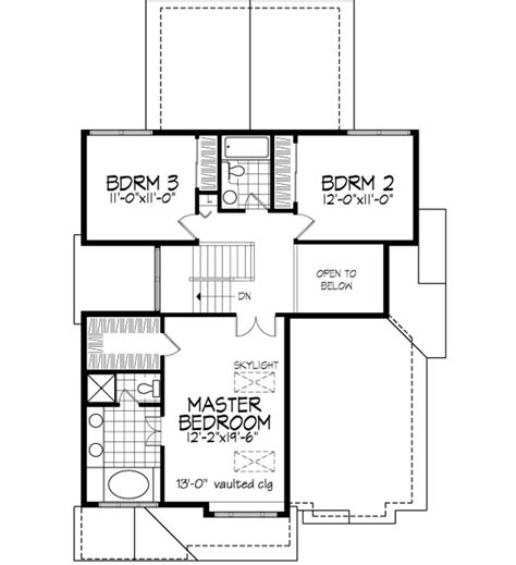 653805 15 story 3 bedroom 2 bath french style house plan french country house plan 3 bedrooms 2 bath 2018 sq ft