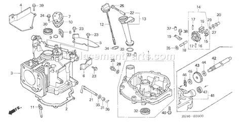 Honda Harmony 215 Parts by Carburetor Honda Harmony 215 Parts Diagram Honda Auto