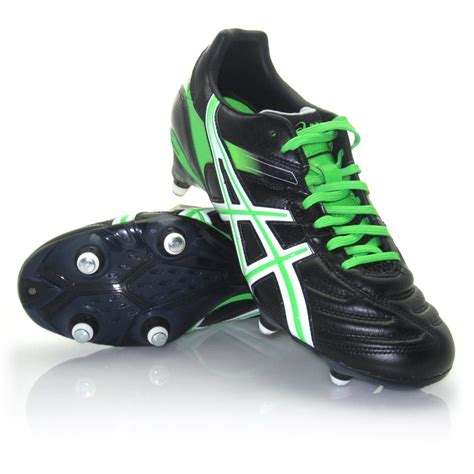asics lethal tigreor 5 si mens football boots black