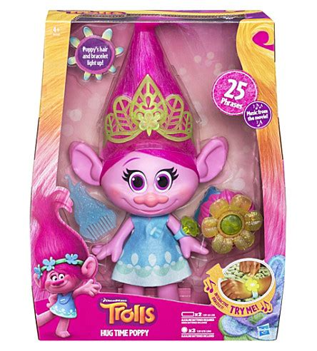 trolls light up shoes trolls poppy musical light up doll selfridges com