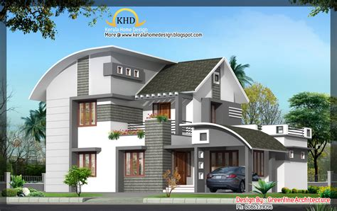 designing a new home house elevation 2000 sq ft kerala home design and