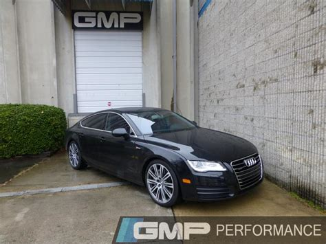 Audi A7 Performance Upgrades by 2012 Audi A7 With Awe Exhaust And Stasis Suspension From