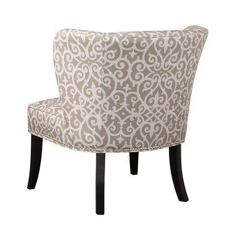 Armless Accent Chair Park Armless Accent Chair Ebay