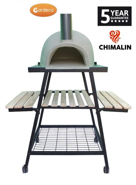 Chiminea With Pizza Shelf Portable Pizza Oven New Products For The Garden