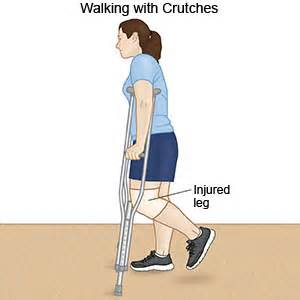 Does Walking Up And Down Stairs Help Induce Labor by Crutch Instructions General Information