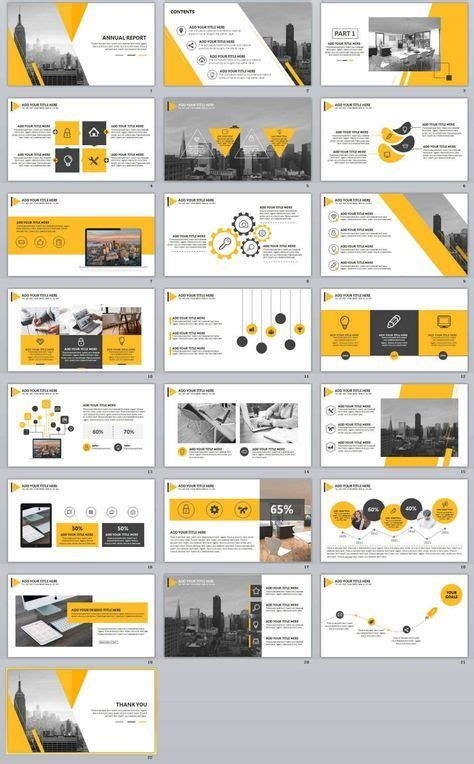 creative the highest quality powerpoint templates and 22 annual report creative powerpoint template empleo y