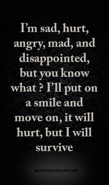 Emotional Detox Cause You To Get Mad At Friends by Best 25 Feeling Hurt Quotes Ideas On