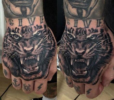 48 best lion hand tattoo best 25 tiger ideas on