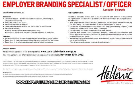 Branding Specialist Cover Letter by Branding Specialist Talk To A Branding Specialist Today Brand Specialist Cover Letter In This