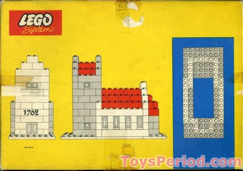 lego   church set parts inventory  instructions