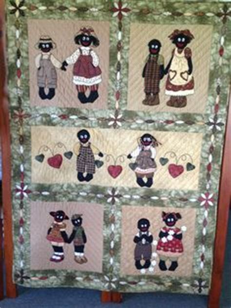 pattern for fabric golliwog quilts gollies on pinterest doll crafts hand made and